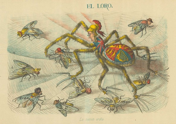 El Loro British Empire Satire
