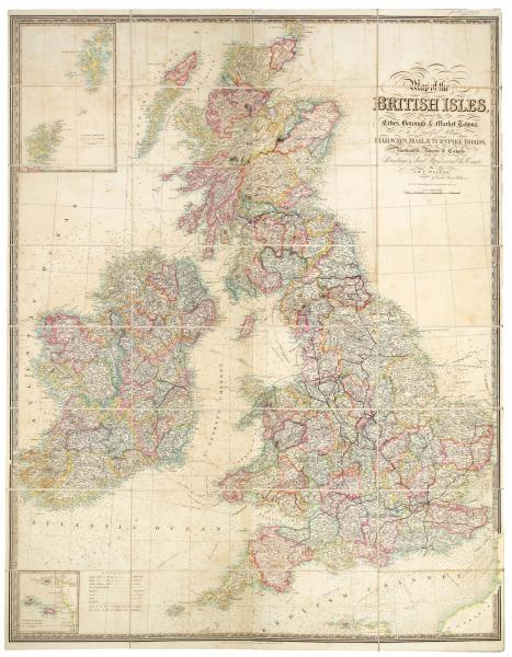 Walker British Isles