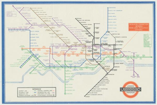 Beck Tube Map 1934 2